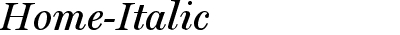 Home-Italic