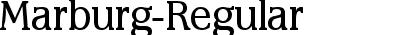 Marburg-Regular