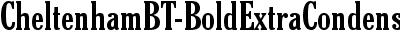 CheltenhamBT-BoldExtraCon...
