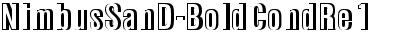 NimbusSanD-BoldCondRe1