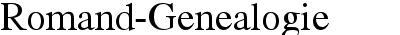 Romand-Genealogie