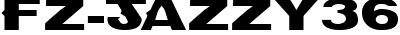 FZ-JAZZY36EX