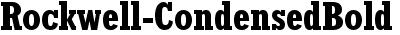 Rockwell-CondensedBold