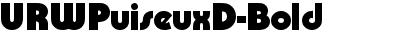 URWPuiseuxD-Bold