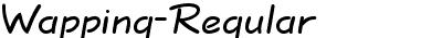 Wapping-Regular DB