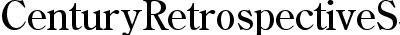 CenturyRetrospectiveSSi