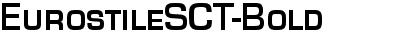 EurostileSCT-Bold