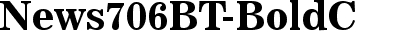 News706BT-BoldC