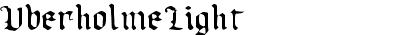 UberholmeLight