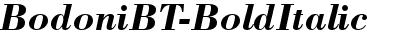 BodoniBT-BoldItalic