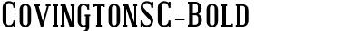CovingtonSC-Bold