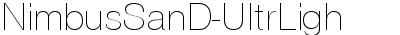 NimbusSanD-UltrLigh