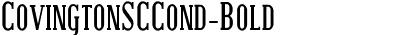 CovingtonSCCond-Bold