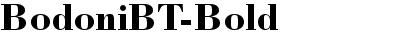 BodoniBT-Bold