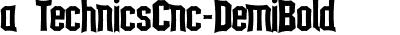 a_TechnicsCnc-DemiBold