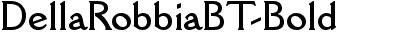 DellaRobbiaBT-Bold