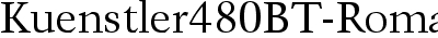 Kuenstler480BT-Roman