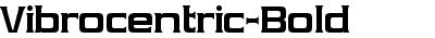 Vibrocentric Bold