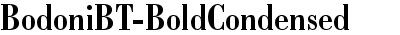 BodoniBT-BoldCondensed