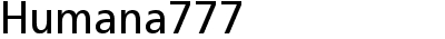Humana777