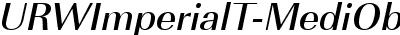 URWImperialT-MediObli