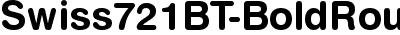 Swiss721BT-BoldRounded