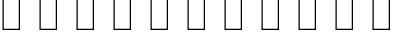 SKR HEAD2 Shadow Italic