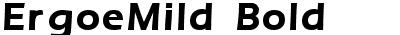 ErgoeMild Bold