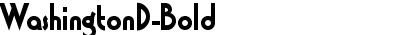 WashingtonD Bold