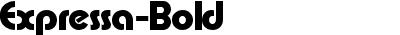 Expressa-Bold