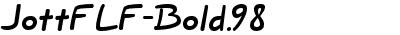 JottFLF-Bold.98