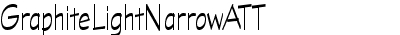 GraphiteLightNarrowATT
