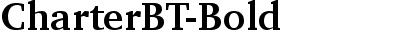 CharterBT-Bold