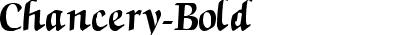 Chancery-Bold
