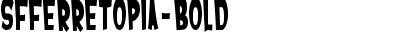 SFFerretopia-Bold