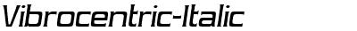 Vibrocentric-Italic