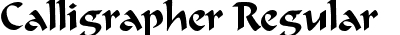 Calligrapher Regular