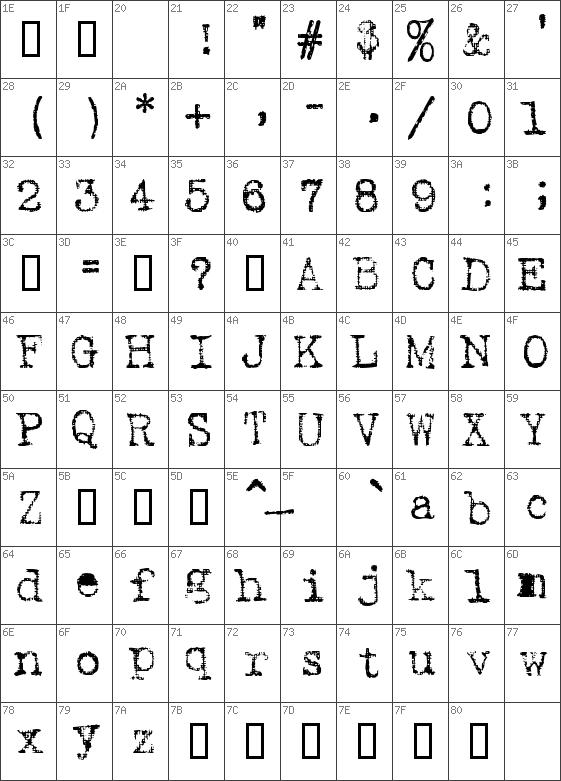 Armenschrift