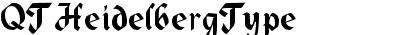 QTHeidelbergType Regular
