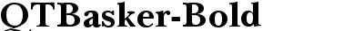 QTBasker Bold