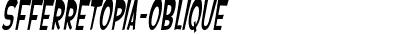 SFFerretopia-Oblique