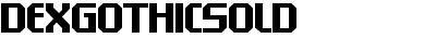 DexGothicSolD