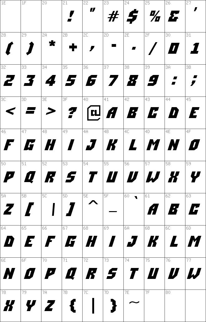 a_Simpler Bold Italic