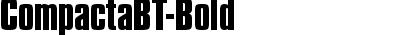CompactaBT-Bold