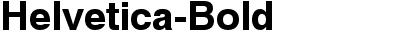 Helvetica-Bold