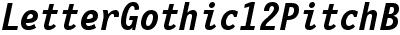 LetterGothic12PitchBT-Bol...