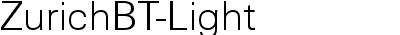 ZurichBT-Light