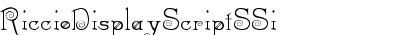 RiccioDisplayScriptSSi