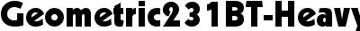 Geometric231BT-HeavyC