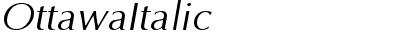 Ottawa Italic